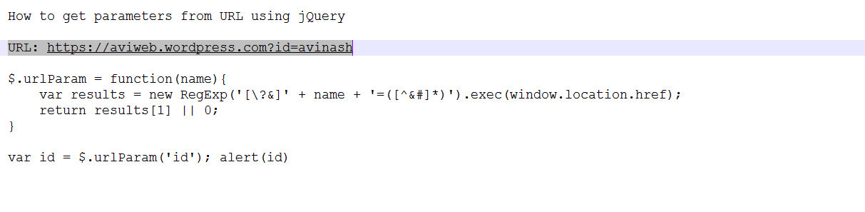 JavaScript | AviWeb